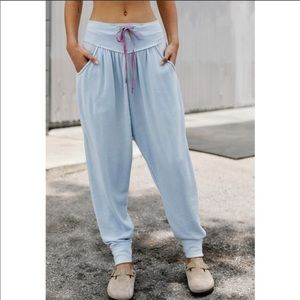 Free People Movement Meadowbrook Harem Jogger Pant